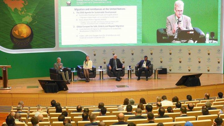 Experiența Republicii Moldova în implementarea proiectelor, prezentată la Forumul Global pentru Remitenţe, Investiții şi Dezvoltare