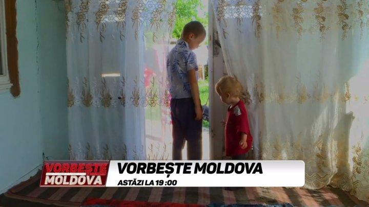 DRAMA prin care trec şase copii din comuna Paşcani, vagabonzi în propria casă (PROMO)