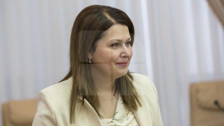 Cristina Lesnic va avea o întâlnire cu locuitorii din Capitală. Unde va avea loc evenimentul