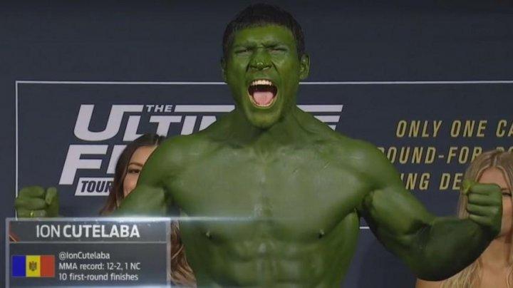 Hulk de Moldova își sărbătorește ziua de naștere. Este unicul sportiv din ţară care a ajuns în Ultimate Fighting Championship (VIDEO)