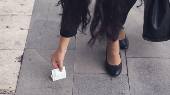 Zece lucruri obişnuite pe care să nu le ridici dacă le găseşti pe jos