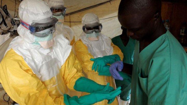 OMS: Peste 34 de cazuri de Ebola au fost raportate în ultima lună în Republica Democrată Congo