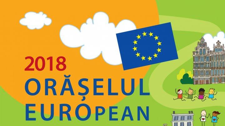 MAE IE va participa la activităţile Orăşelului European Ungheni 2018