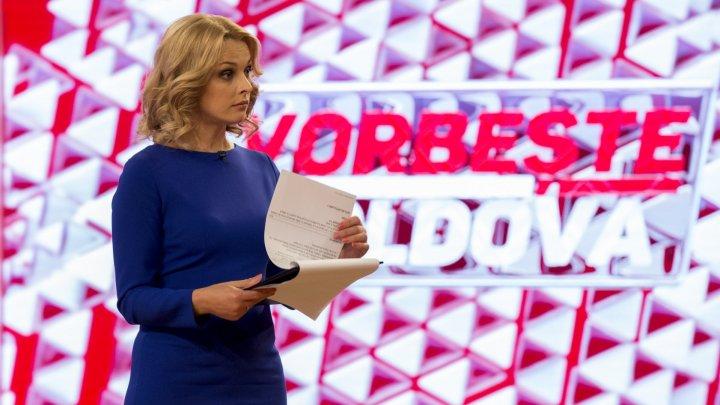 Poveste ŞOCANTĂ în platoul VORBEŞTE MOLDOVA.  Motivul pentru care o femeie din Sipoteni a ajuns să-şi OMOARE soţul (VIDEO)