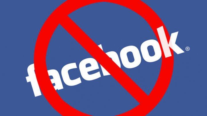 Încă o ţară interzice accesul la Facebook