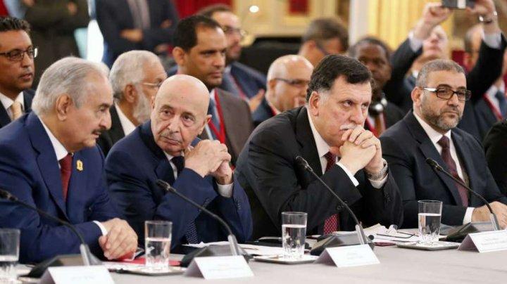 Criza politică din Libia ia sfârşit. Când vor fi organizate alegeri legislative şi prezidenţiale