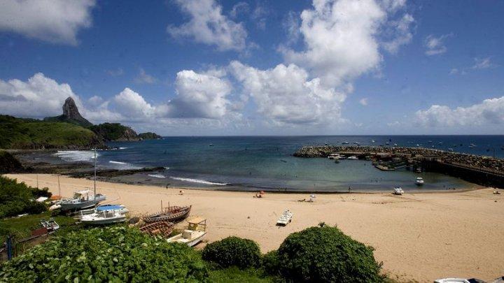Incredibil! Primul copil născut pe o insulă din Brazilia după 12 ani