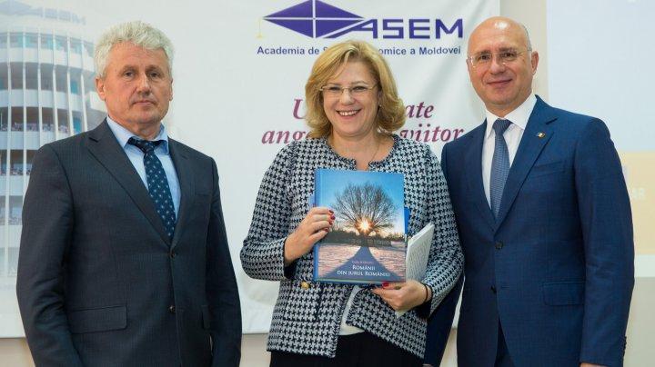 Corina Creţu la ASEM: Speranţa mea este că vom vedea cât mai curând posibil UE alături de Republica Moldova