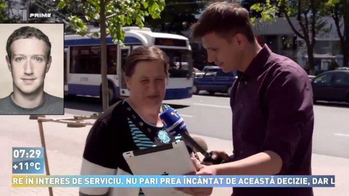NO COMMENT: Ce ştiu moldovenii despre Mark Zuckerberg (VIDEO)