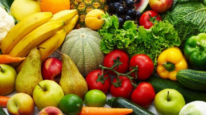 Care sunt fructele și legumele care au un conținut mare de calciu. Tu le consumi?