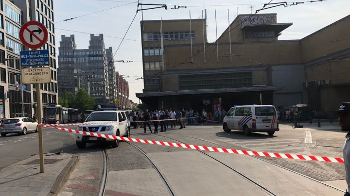 Focuri de armă în Gara Bruxelles-Midi. Poliţia a deschis o anchetă