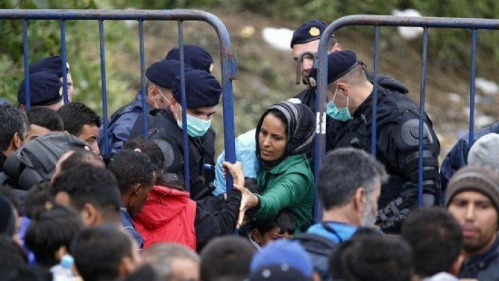 Frontiera maritimă din Italia, închisă pentru migranţi