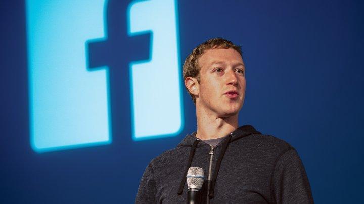 Mark Zuckerberg răspunde întrebărilor parlamentarilor Uniunii Europene, la Bruxelles