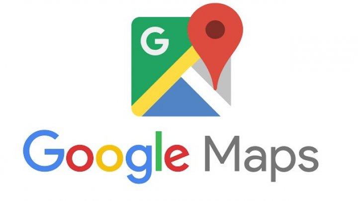 Google testează un nou set de butoane pentru aplicaţia Maps. Ce funcţii vor avea