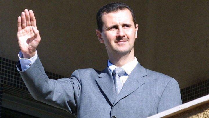 Bashar al-Assad AMENINŢĂ: Americanii vor pleca într-un fel sau altul