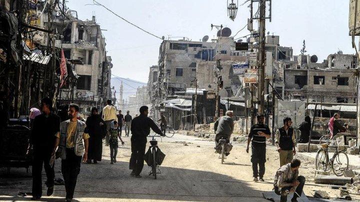 Loviturile Israelului în Siria au omorât 15 oameni