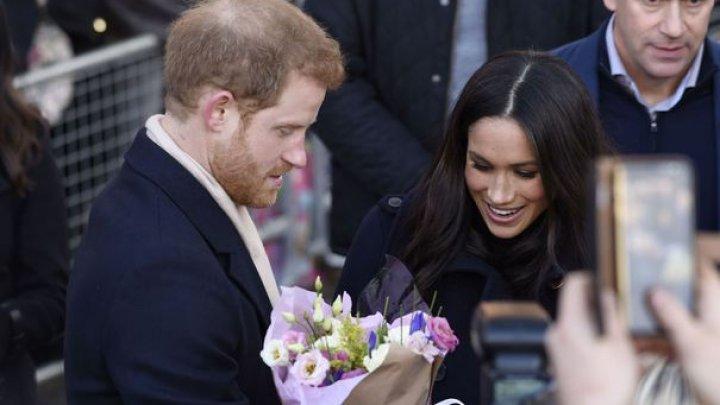 Prinţul Harry şi Meghan Markle: poveste de dragoste la prima vedere