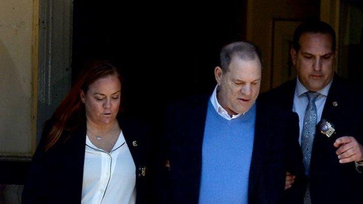 Harvey Weinstein, inculpat pentru viol. Câți ani de închisoare riscă acesta