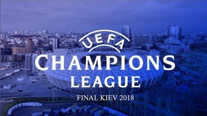UEFA a ales o echipă ideală a sezonului 2017-2018 al Ligii Campionilor. Cine face parte din ea