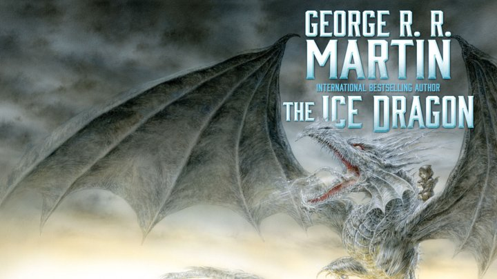Studioul Warner Bros. va produce un lungmetraj de animaţie bazat pe cartea The Ice Dragon de George R.R. Martin