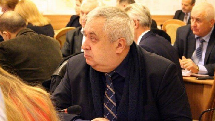 Fostul șef de la Primăria Chișinău, Petru Gontea, condamnat la șapte ani pentru înstrăinarea unui imobil