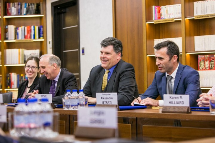 SUA sunt în continuare alături de Republica Moldova și investesc în proiecte care să asigure dezvoltarea țării