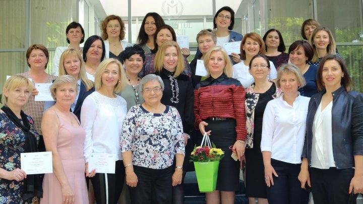 Au învăţat leadership-ul şi managementul conflictelor. 30 de femei antreprenoar, instruite în cadrul proiectului Business Academy for Women