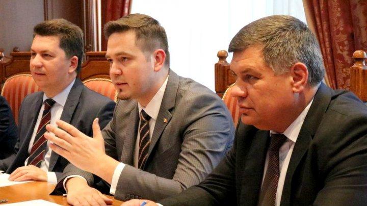 Tudor Ulianovschi: USAID este unul din principalii parteneri în dezvoltarea durabilă a Moldovei