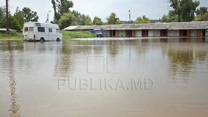 Moldova va fi pregătită în cazul inundaţiilor. Planul de acţiuni, aprobat de Guvern