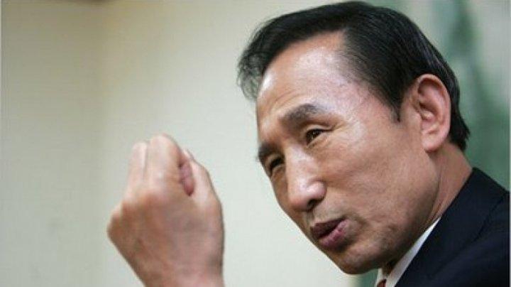 Fostul preşedinte sud-coreean Lee Myung-bak s-a declarat insultat de acuzaţiile de corupţie împotriva sa