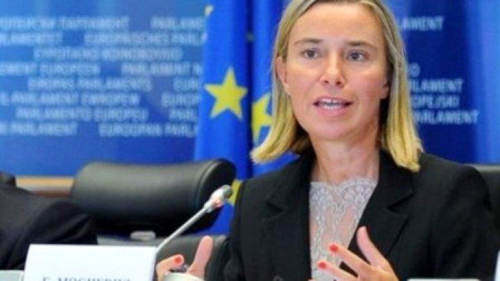 Federica Mogherini de Ziua Europei: UE, cel mai puternic instrument pe care îl avem în lumea de astăzi. Să îl valorificăm împreună
