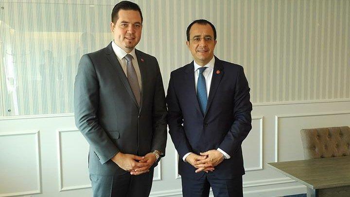 Protejarea intereselor comunității moldovenești din Cipru, discutată de Ministrul Tudor Ulianovschi cu omologul său de la Nicosia