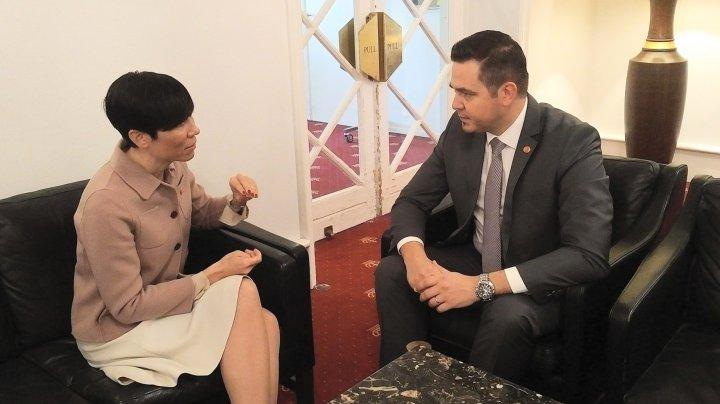 Dezvoltarea relațiilor moldo-norvegiene a fost discutată de miniștrii afacerilor externe ale celor două state