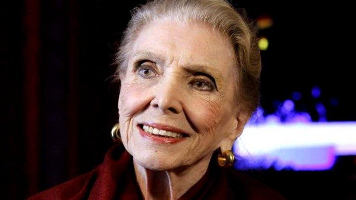 Doliu în lumea cinematografiei. Cântăreața și actrița Maria Dolores Pradera a murit la Madrid