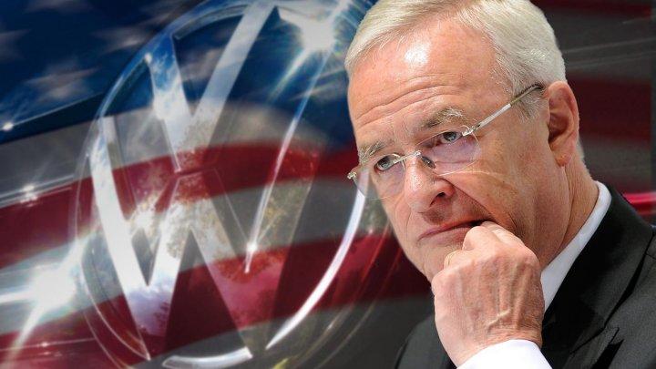 Dieselgate: Fostul director executiv al Volkswagen, Martin Winterkorn, inculpat în SUA