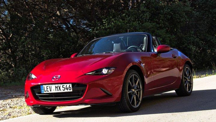 Mazda MX-5 va primi motoare pe benzină îmbunătățite