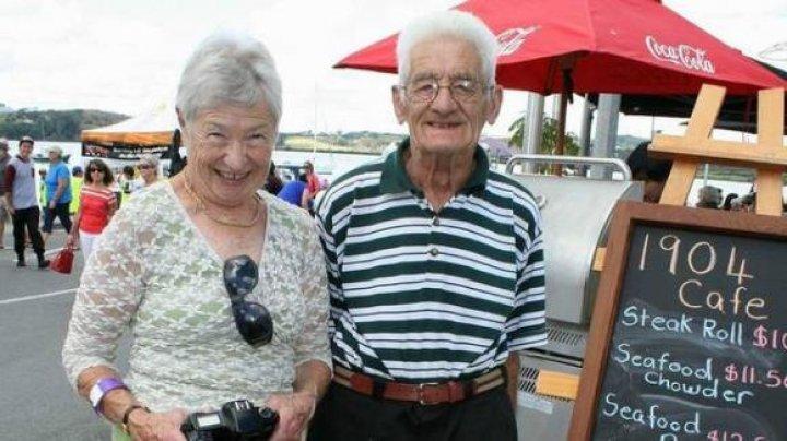 Doi bătrâni din Noua Zeelandă au murit în aceeaşi zi la distanță de două ore, după 61 de ani de căsnicie