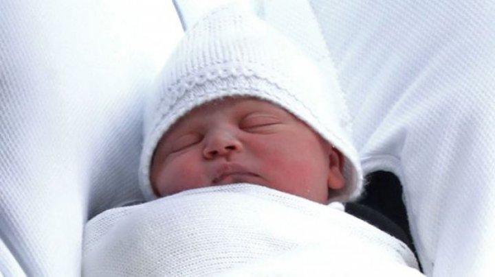 Un local din Marea Britanie a fost botezat cu numele micului prinț Louis