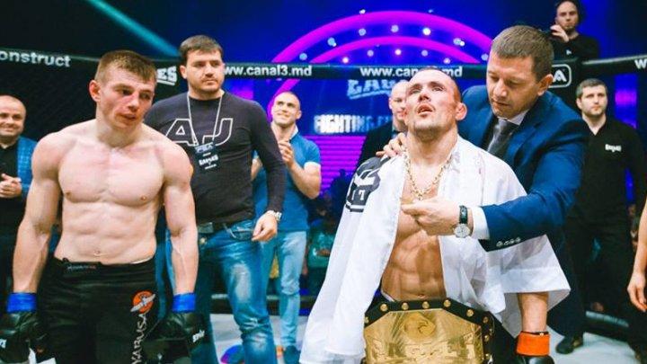 DUEL CRUCIAL PENTRU SÂRBU. Luptătorul moldovean de MMA se va bate cu Bogdan Barbu