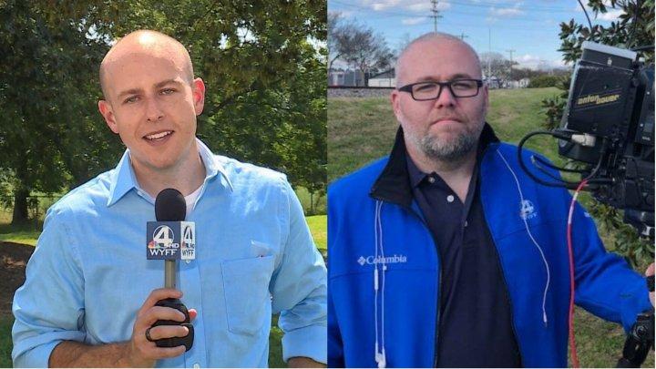 Sfârşit tragic. Doi jurnalişti americani au murit striviţi de un copac în timp ce relatau despre o furtună