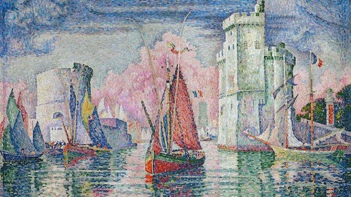 Un tablou semnat Paul Signac, estimat la 1,5 mln de euro, a fost furat din Muzeul de Beaux-Arts din Franţa