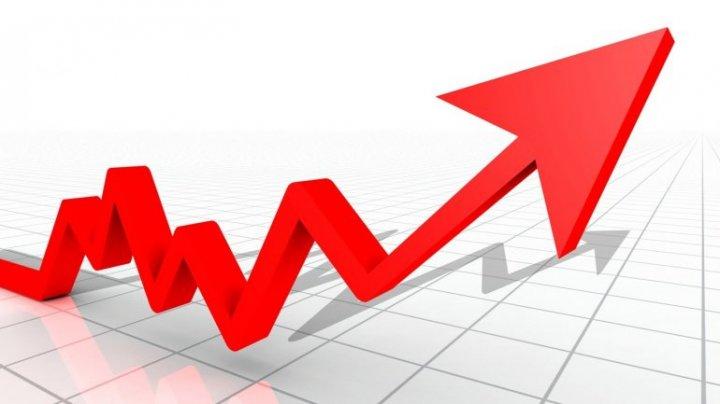 ECONOMIA CREŞTE SPECTACULOS! În premieră, PIB-ul Moldovei a ajuns la 11,3 miliarde de dolari