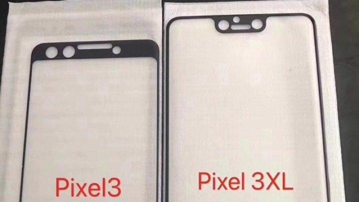 "Pixel 3 XL de la Google ar putea fi livrat cu un ""BRETON"" mare"