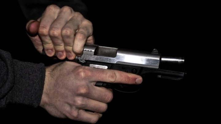 Imagini care vă pot afecta emoțional! Un mire a fost împuşcat mortal în piept la propria nuntă