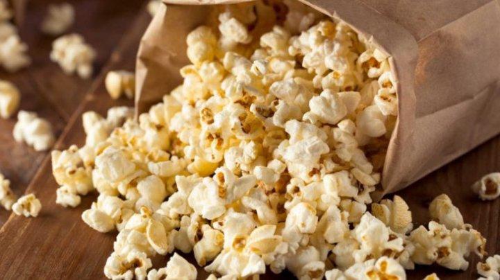 Ziua Internaţională a Popcornului. Află istoria acestui deliciu popular