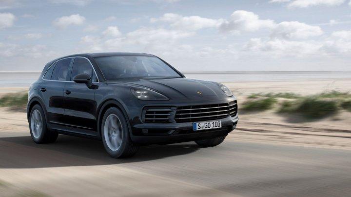 Porsche ar putea lansa în curând versiunea diesel a modelului Cayenne