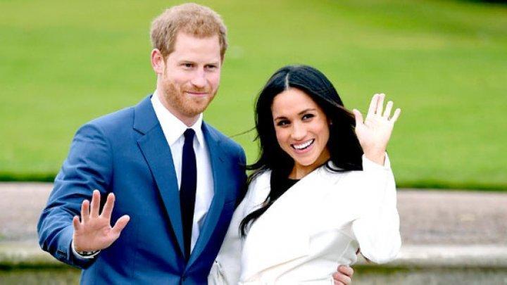 Nu o să-ți vină să crezi! Meghan Markle va purta la nuntă o rochie de 100.000 de lire sterline