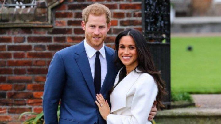 Nunta Regală. Programul complet al nunții Prințului Harry cu Meghan Markle