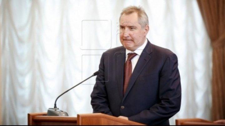 ROGOZIN RĂMÂNE ÎN RUSIA. NASA a anulat vizita şefului Roskosmos în SUA