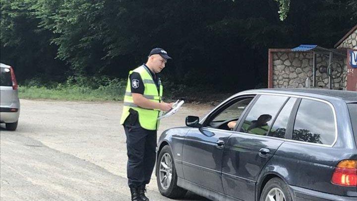 VERIFICĂRI pe traseul Chișinău-Leușeni. Zeci de şoferi s-au ales cu amenzi și puncte de penalizare